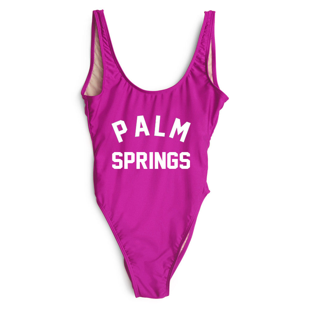 PALM SPRINGS [SWIMSUIT]