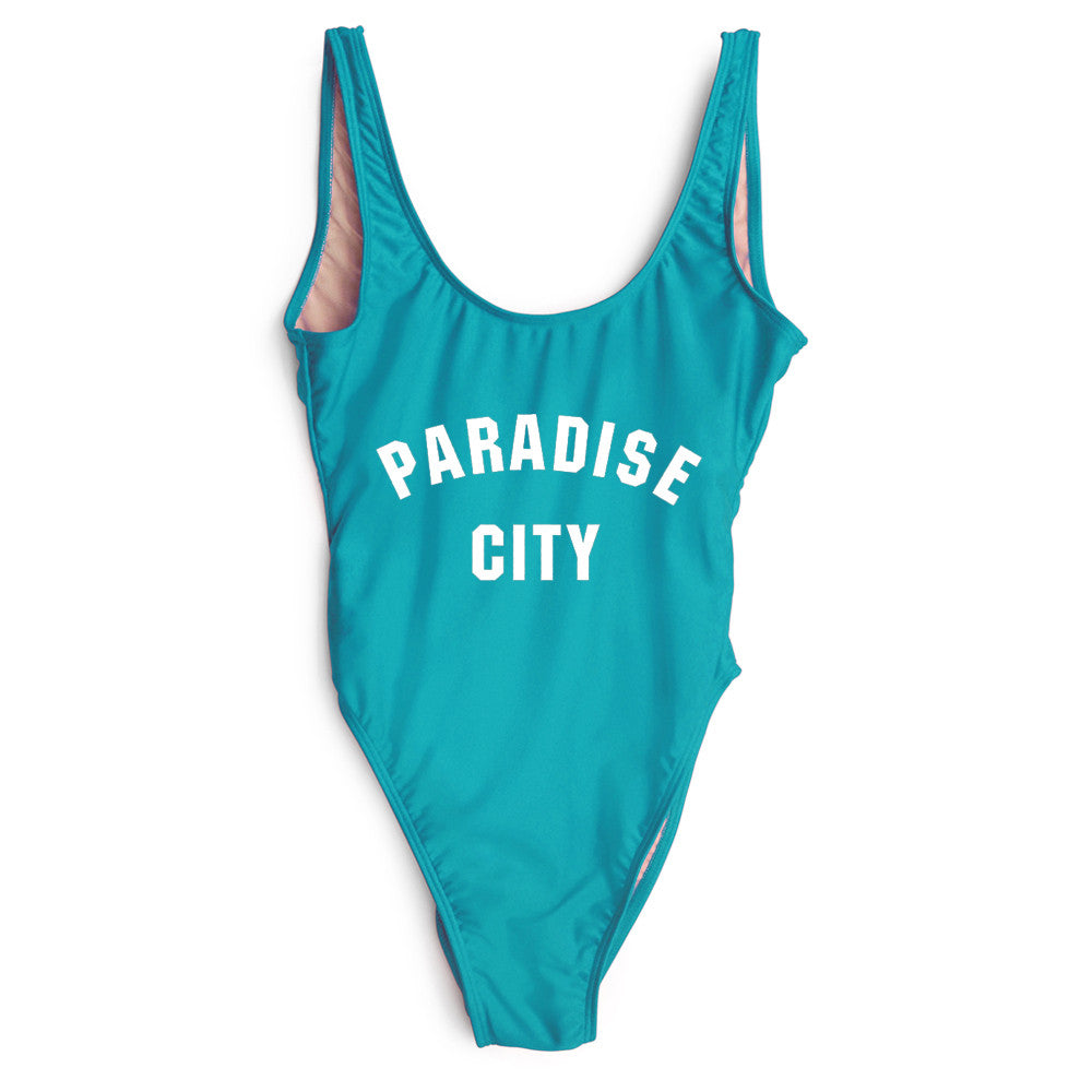 PARADISE CITY [SWIMSUIT]