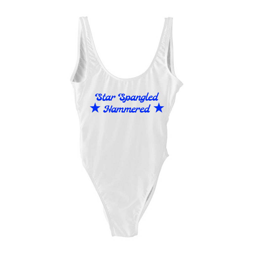 STAR SPANGLED HAMMERED [SWIMSUIT]