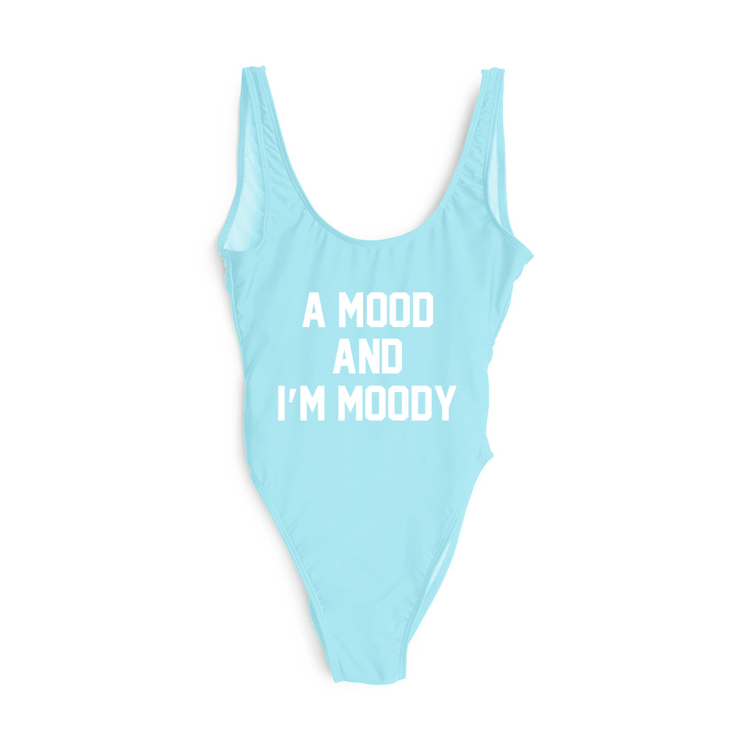 A MOOD AND I'M MOODY [SWIMSUIT]