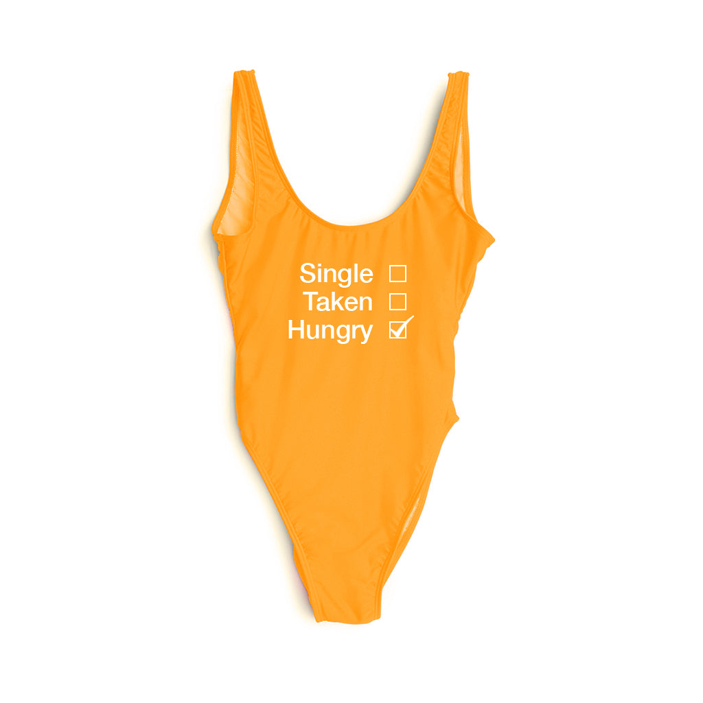 Single Taken Hungry [SWIMSUIT]