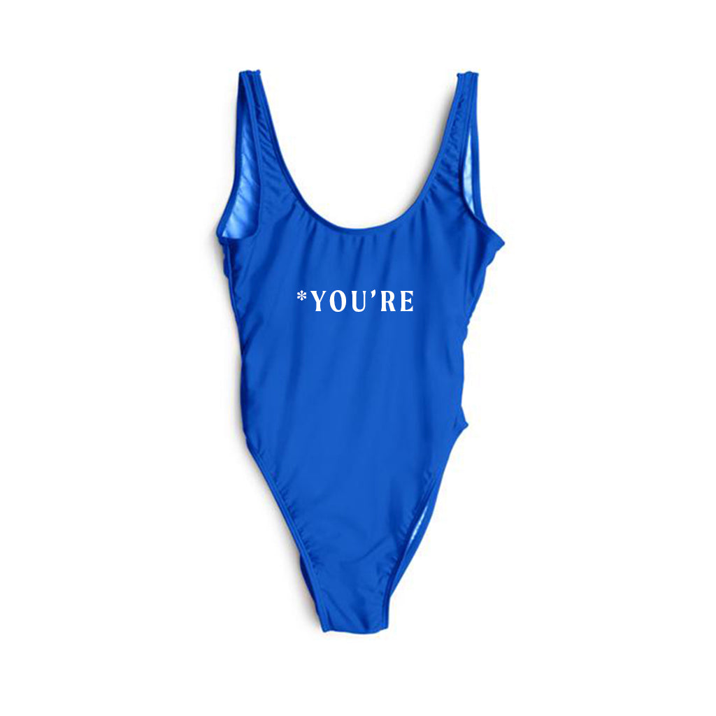 *YOU'RE [SWIMSUIT]