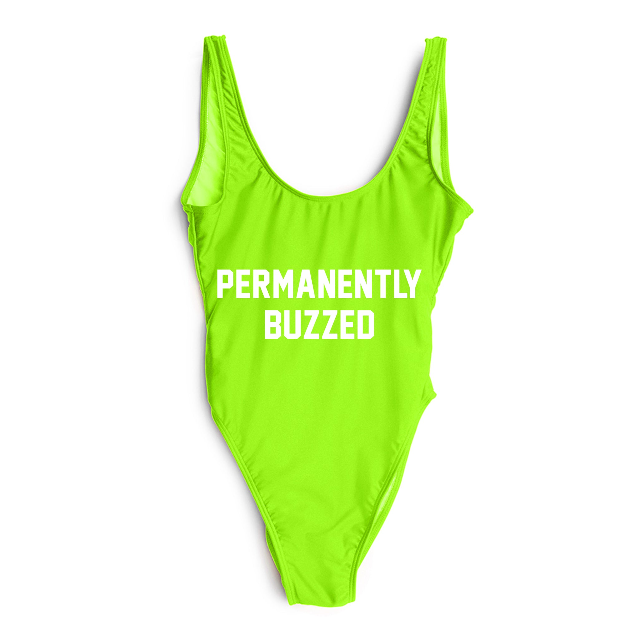 PERMANENTLY BUZZED [SWIMSUIT]