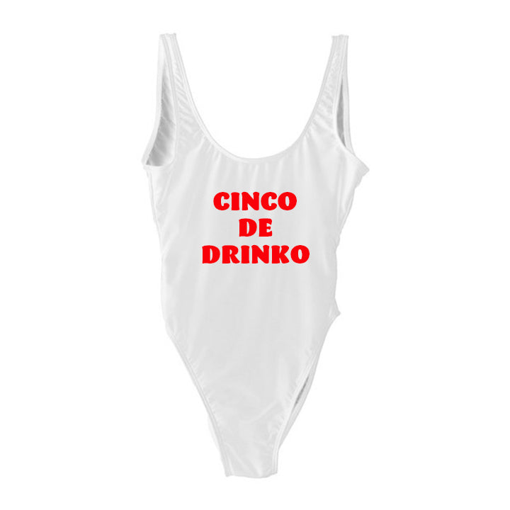 CINCO DE DRINKO [SWIMSUIT]