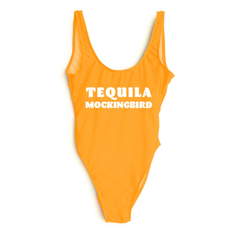 TEQUILA MOCKINGBIRD // NEW FONT [SWIMSUIT]