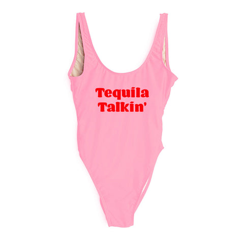 TEQUILA TALKIN' // NEW FONT [SWIMSUIT]