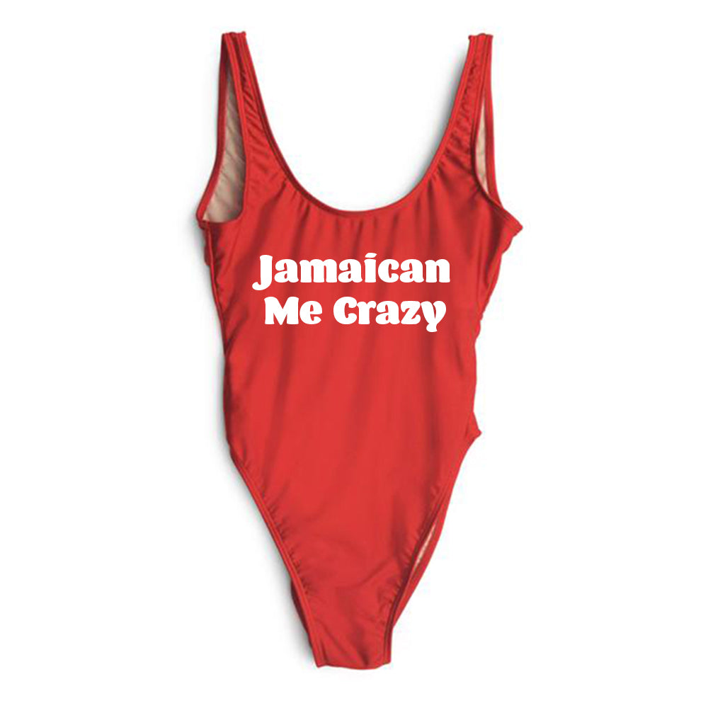 JAMAICAN ME CRAZY [SWIMSUIT]