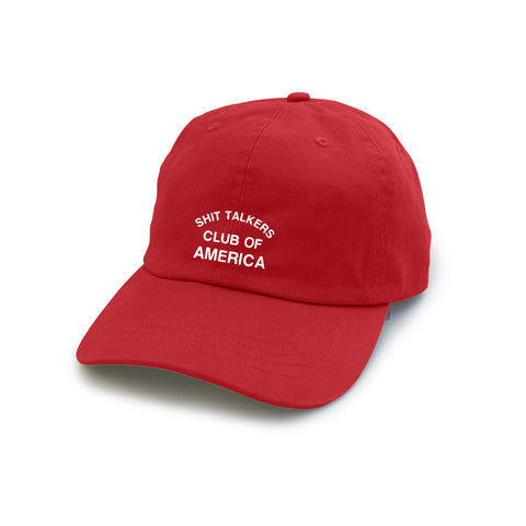 SHIT TALKERS CLUB OF AMERICA [DAD HAT]