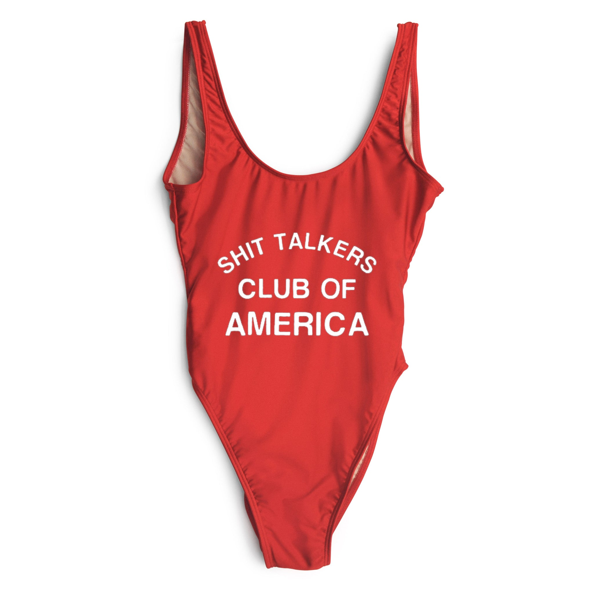 SHIT TALKERS CLUB OF AMERICA [SWIMSUIT]