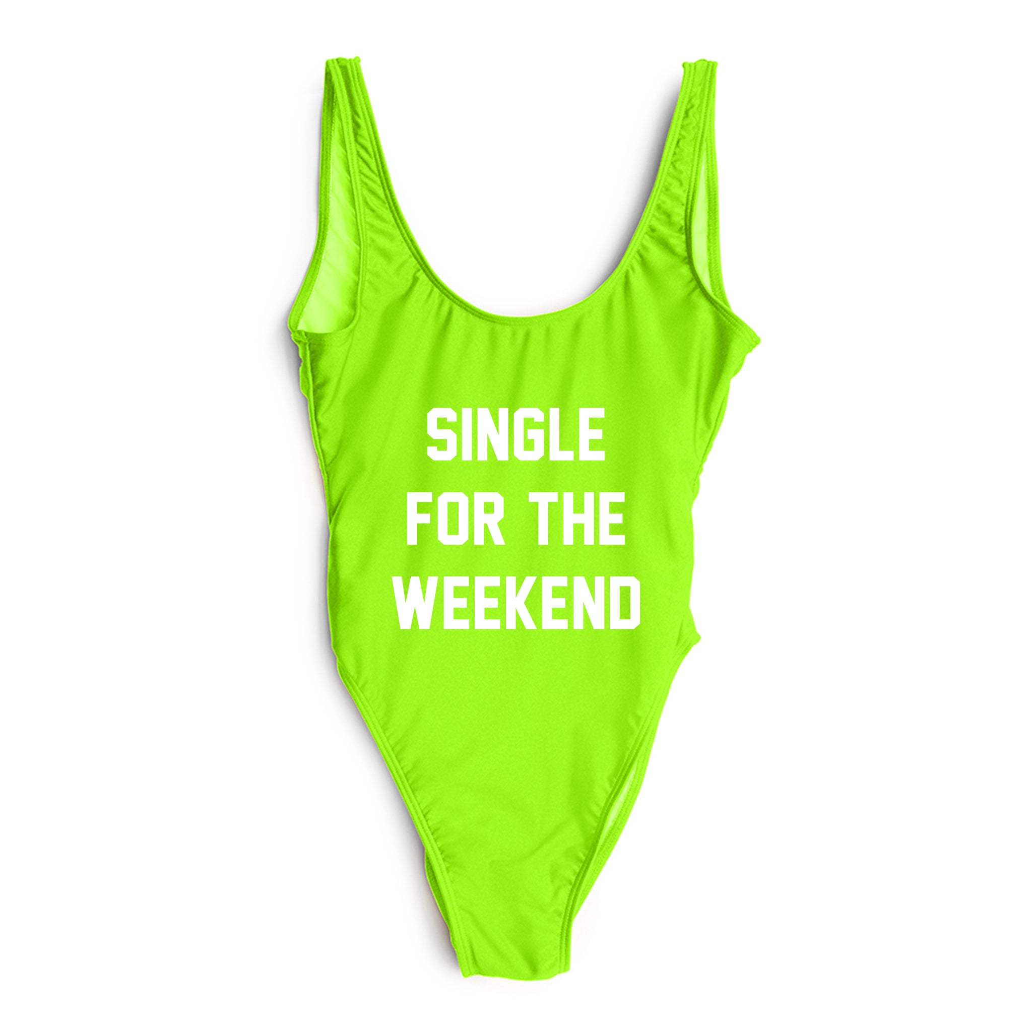 SINGLE FOR THE WEEKEND [SWIMSUIT]