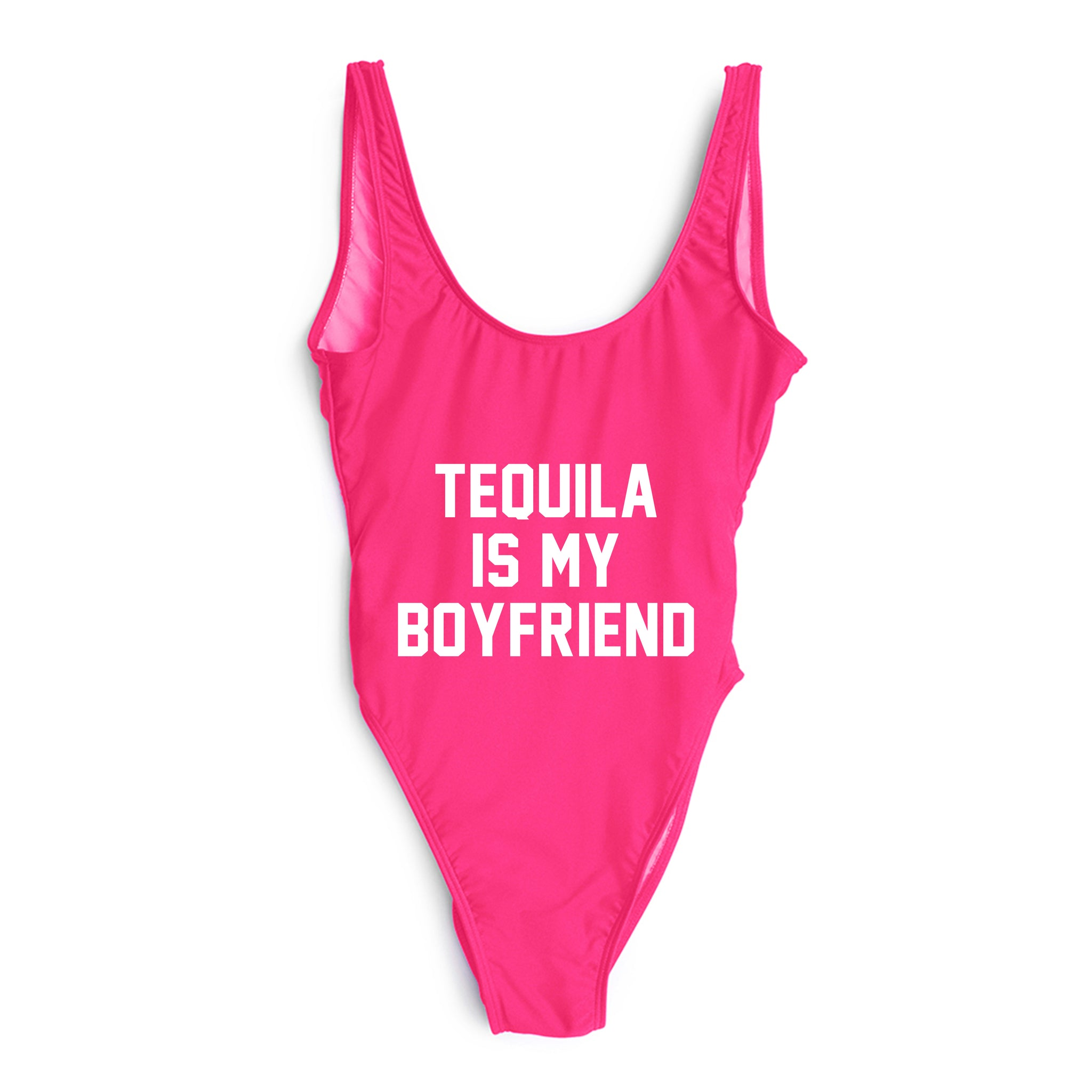 TEQUILA IS MY BOYFRIEND [SWIMSUIT]