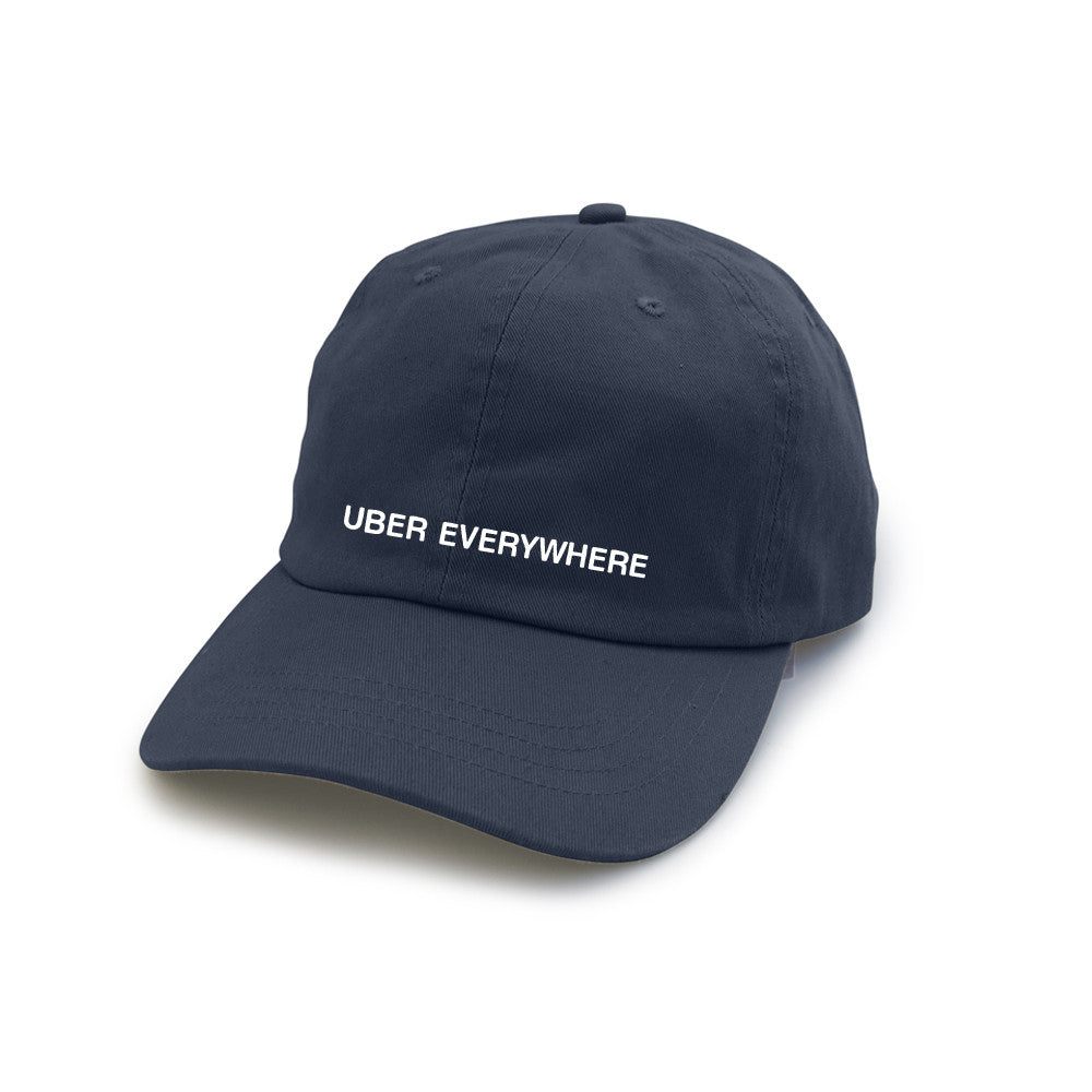 UBER EVERYWHERE [DAD HAT]