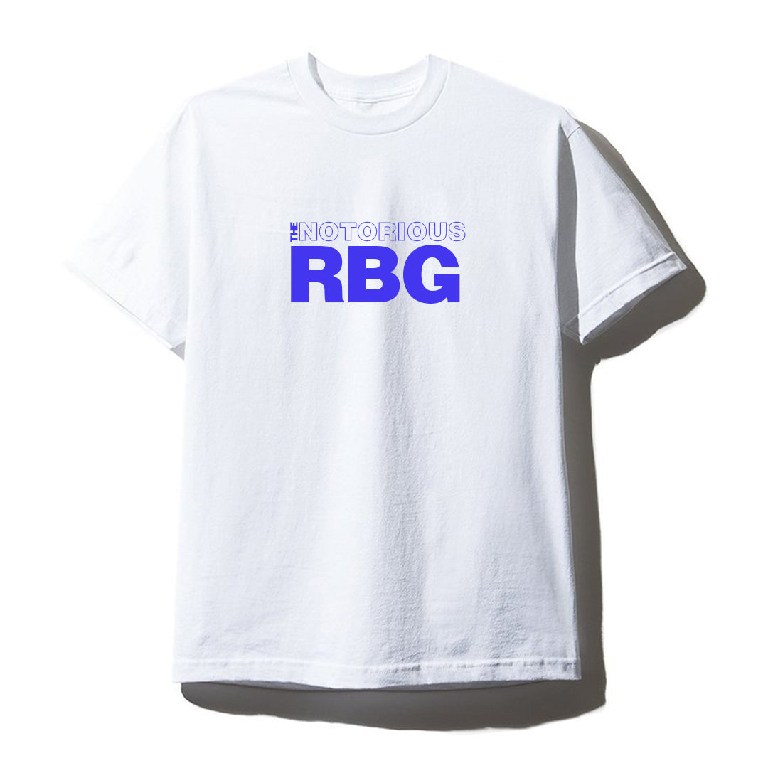 THE NOTORIOUS RBG [UNISEX TEE]
