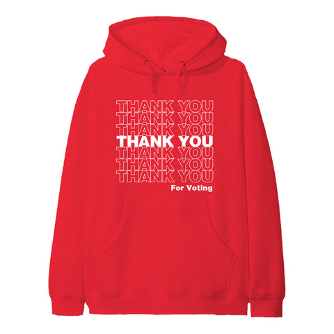 THANK YOU FOR VOTING [HOODIE]