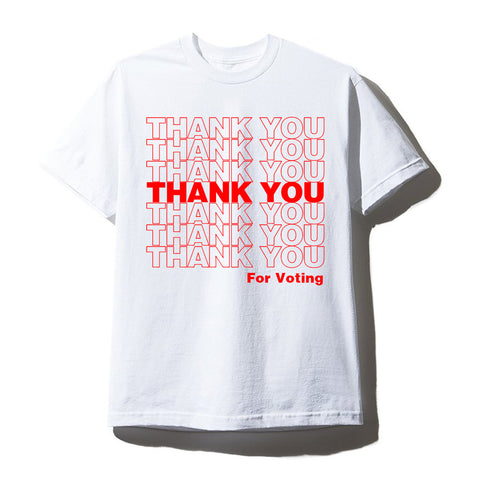 THANK YOU FOR VOTING [UNISEX TEE]
