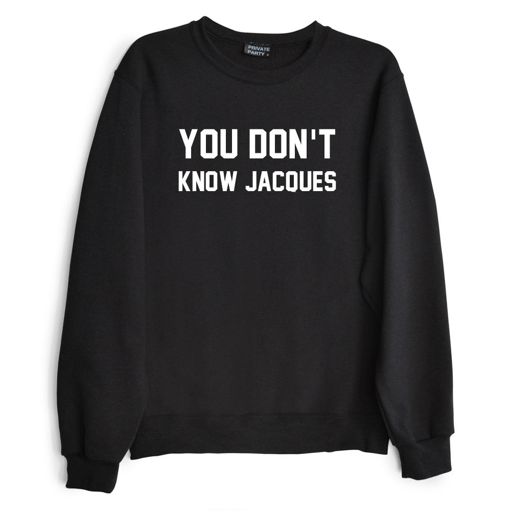 YOU DON'T KNOW JACQUES [ OPI X PRIVATE PARTY EXCLUSIVE]