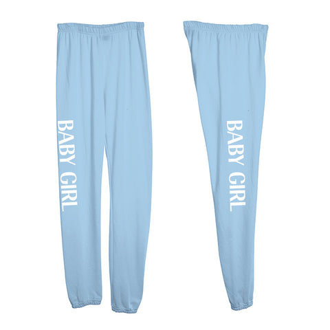 BABY GIRL [WOMEN'S SWEATPANTS]