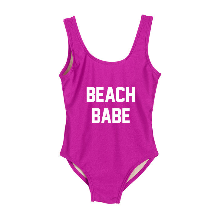 3444fe89096 BEACH BABE [KIDS ONE PIECE SWIMSUIT] | PRIVATE PARTY