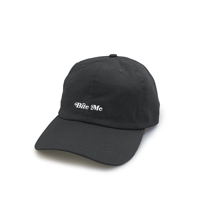 BITE ME [DAD HAT]