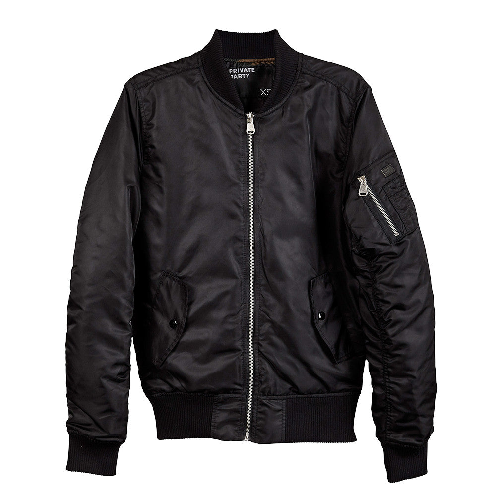 DOES IT LOOK LIKE I GIVE A FUCK? BOMBER [UNISEX]