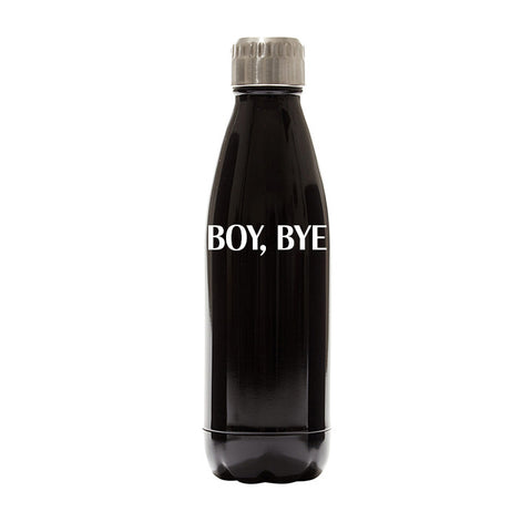 BOY, BYE  [WATER BOTTLE]
