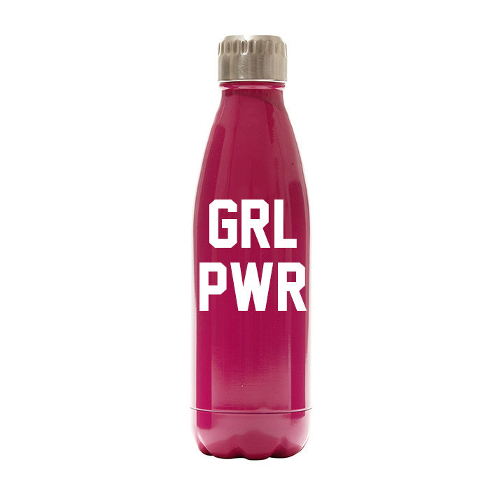 GRL PWR [WATER BOTTLE]