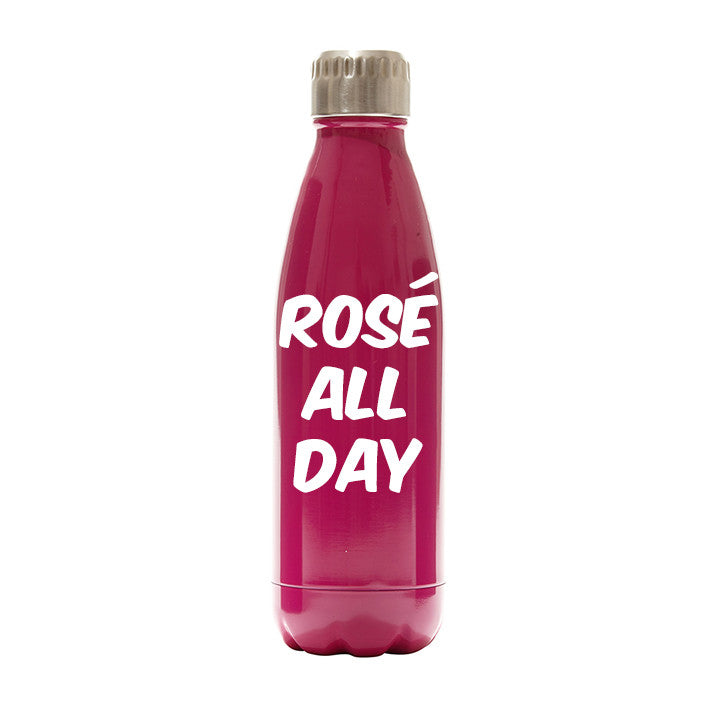 ROSÉ ALL DAY [WATER BOTTLE]