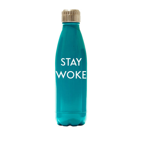 STAY WOKE [WATER BOTTLE]