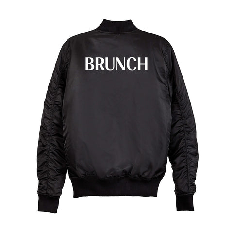 BRUNCH BOMBER [UNISEX]