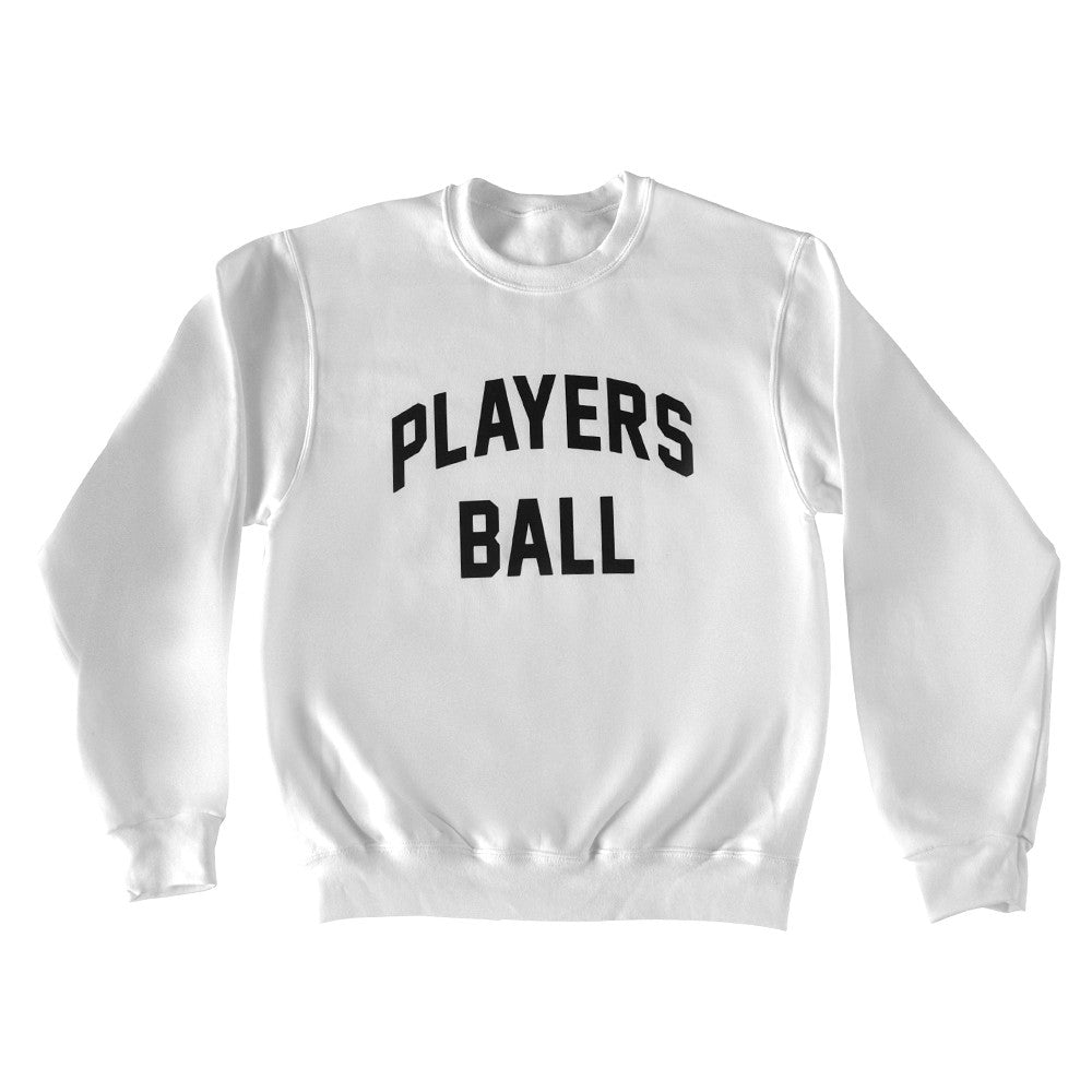 PLAYERS BALL