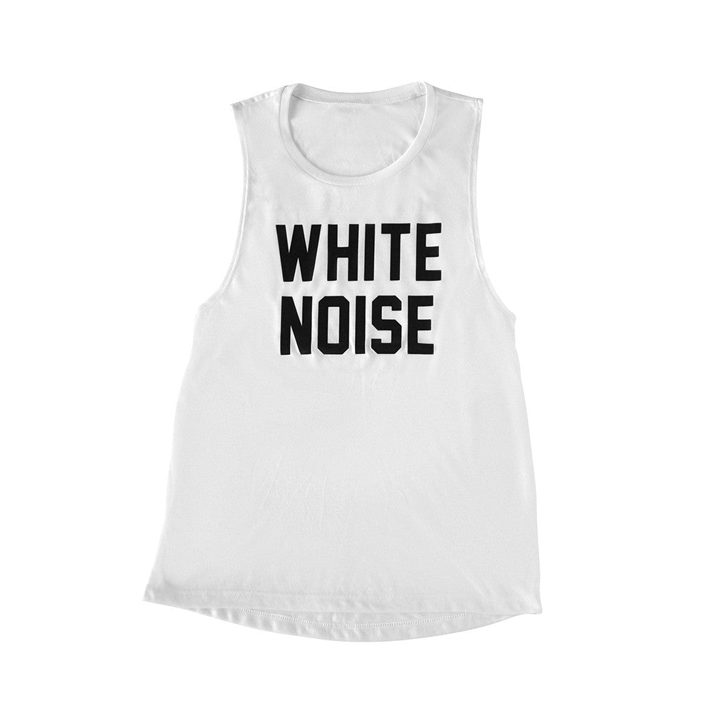WHITE NOISE [MUSCLE TANK]