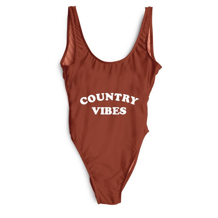 COUNTRY VIBES [SWIMSUIT]