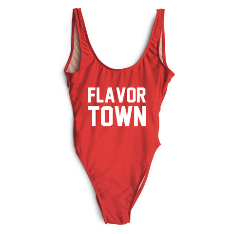FLAVOR TOWN [SWIMSUIT]