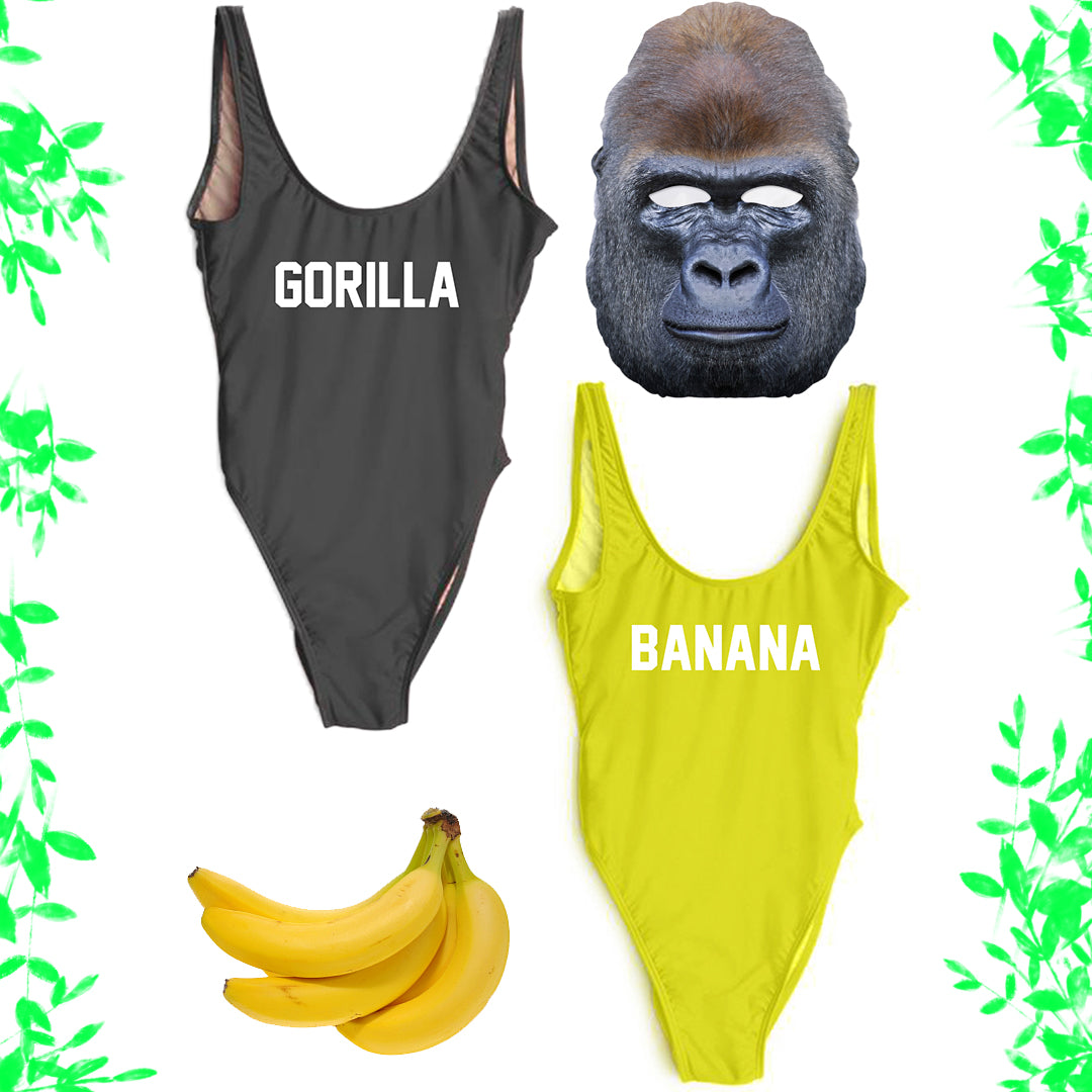 GORILLA [SWIMSUIT]