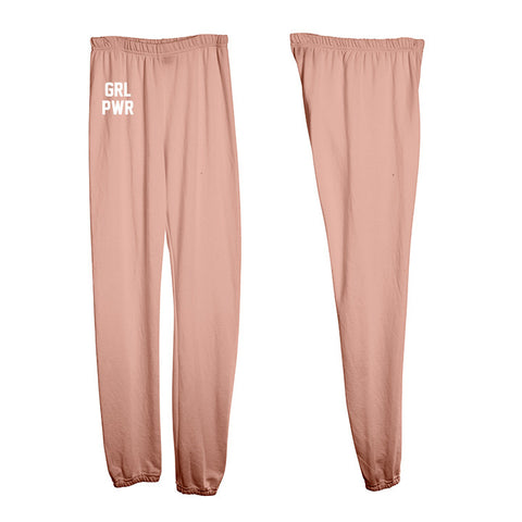 GRL PWR [WOMEN'S SWEATPANTS]