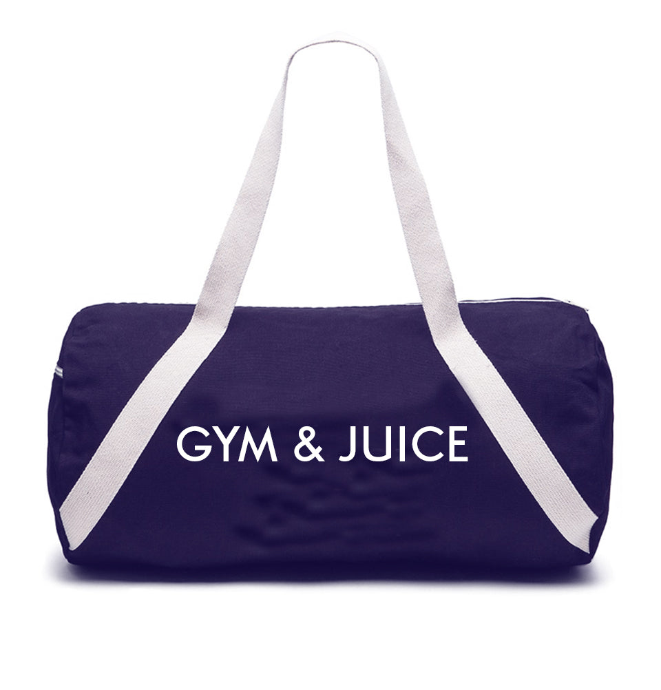 GYM & JUICE [GYM BAG]