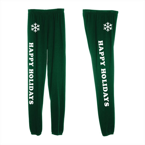 HAPPY HOLIDAYS [WOMEN'S SWEATPANTS]
