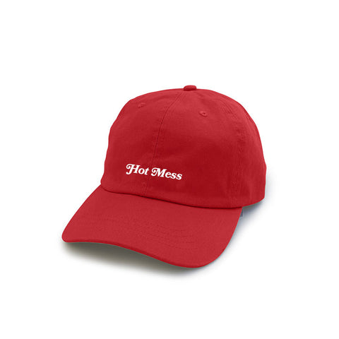 HOT MESS [DAD HAT]