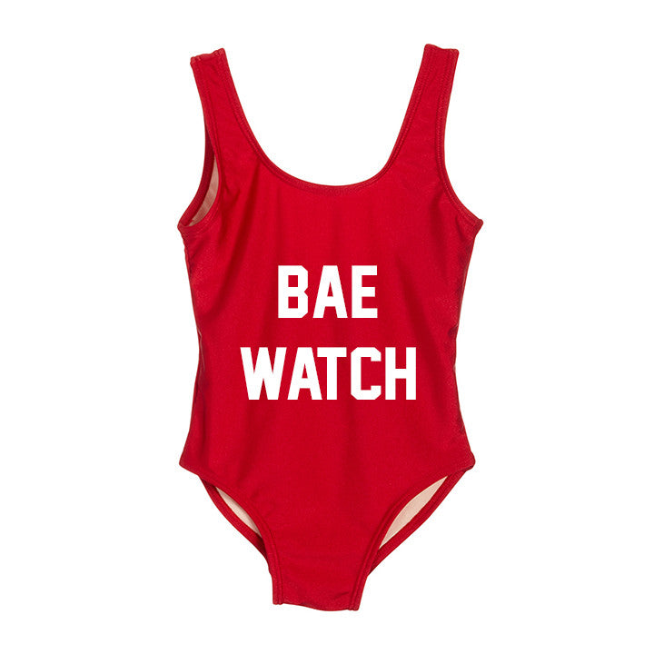 943bdc8df22 BAE WATCH [KIDS ONE PIECE SWIMSUIT] | PRIVATE PARTY