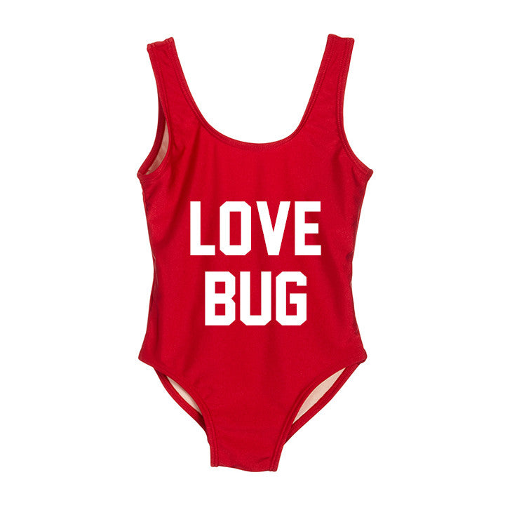 e7ff1804d1 LOVE BUG [KIDS ONE PIECE SWIMSUIT] | PRIVATE PARTY