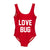 LOVE BUG [KIDS ONE PIECE SWIMSUIT]