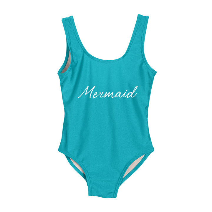 MERMAID [KIDS ONE PIECE SWIMSUIT]