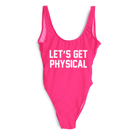 LET'S GET PHYSICAL [SWIMSUIT]