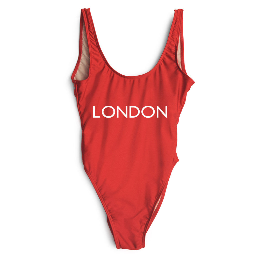 LONDON [SWIMSUIT]