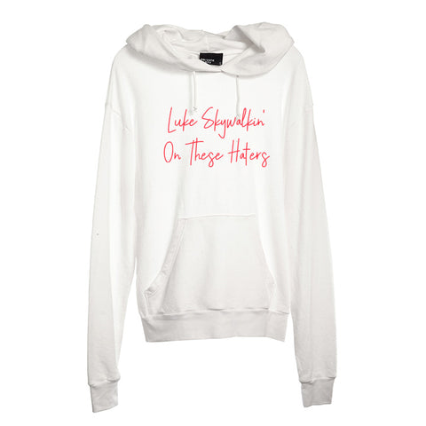 LUKE SKYWALKIN' ON THESE HATERS [UNISEX HOODIE]