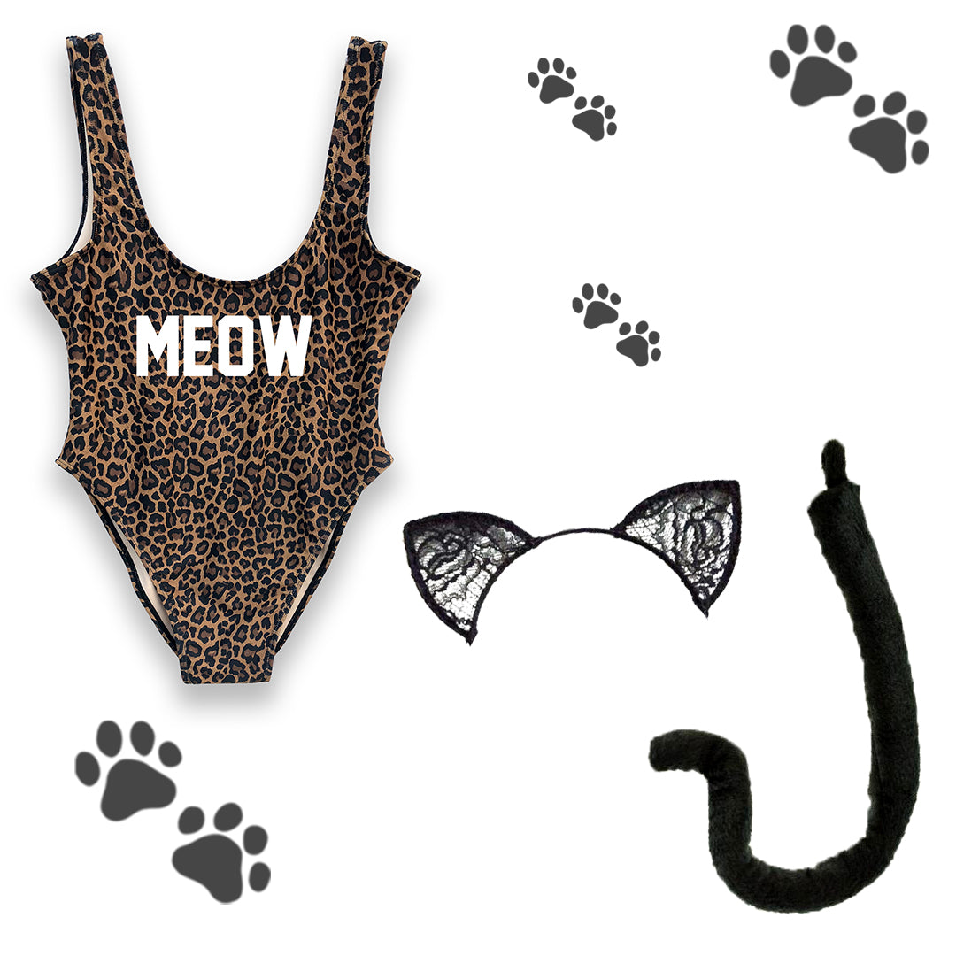 MEOW [SWIMSUIT]