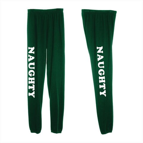 NAUGHTY [WOMEN'S SWEATPANTS]