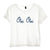 OUI OUI [DISTRESSED WOMEN'S 'BABY TEE']