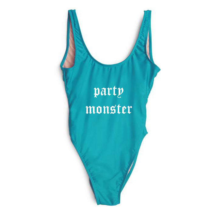 PARTY MONSTER [SWIMSUIT]