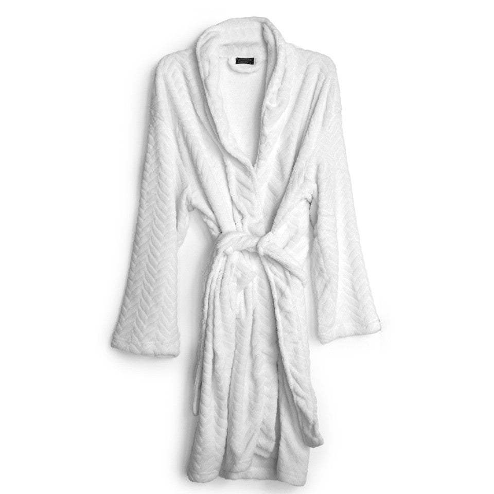 CHAMPAGNE CAMPAIGN [EMBROIDERED ROBE]